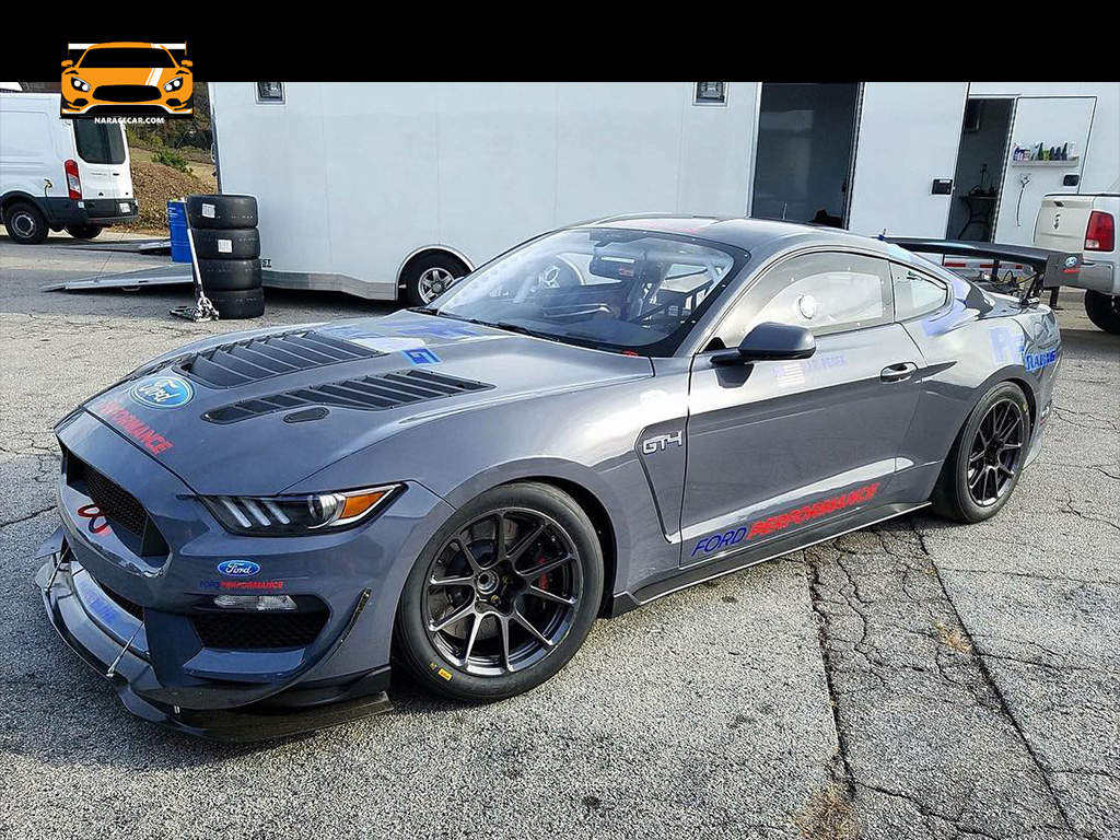 Buford pf racing announce mustang gt4 program for 2018 pwc gts